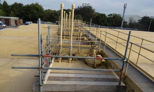 Southern Gas Network Two - Bournemouth Scaffolding Project